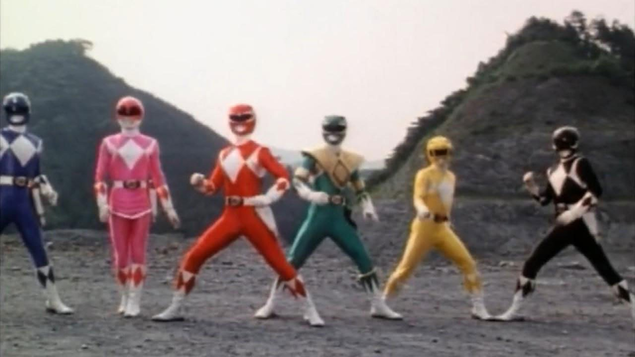 Mighty Morphin Power Rangers 9 Iconic Moments From The Original Tv Series Youtube