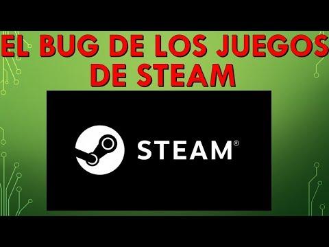 El Bug de los Juegos de Steam  |Juegos UltraBarato|