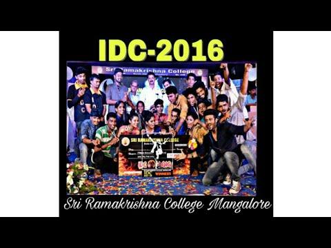 IDC-2016 (10) Sri Ramakrishna College Mangalore