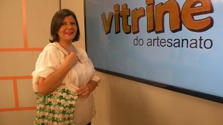 Bolsa em Crochê com Marta Araújo