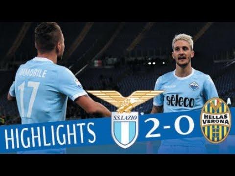 Lazio - Verona 2-0 - Highlights - Giornata 25 - Serie A TIM 2017/18