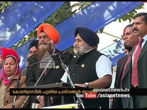 Sukhbir Singh Badal responds to Asianet News |Punjab Assembly Elections