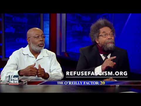 Cornel West & Carl Dix Shred Trump's Fascist Agenda on Bill O'Reilly #NoFascistUSA