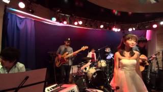 2015/5/18 学芸大学MAPLE HOUSE Vo : 鈴木ゆき Key : 松崎陽平 G : 中原...
