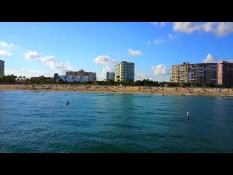Pompano Beach, FL Paddle Boarding