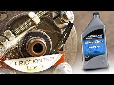 Quicksilver Premium Gear Lube 80W90 Jak skutecznie olej