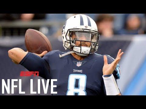 Tedy Bruschi picks Titans to upset Chiefs in AFC wild-card round | NFL Live | ESPN
