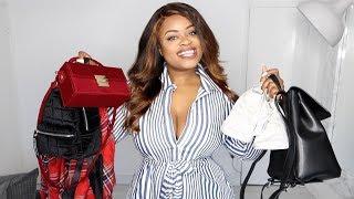 Plus Size Try On Haul - Zara, Bershka & New Look | Edee Beau