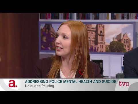 Adressing Police Mental Health and Suicide thumbnail