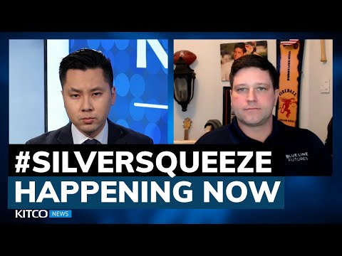 Silver price hits 6-month high on #SilverSqueeze; this is next target – Phil Streible