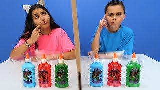 Twin telepathy slime challenge 2