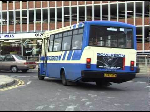 WELWYN GARDEN CITY BUSES NOVEMBER 1996
