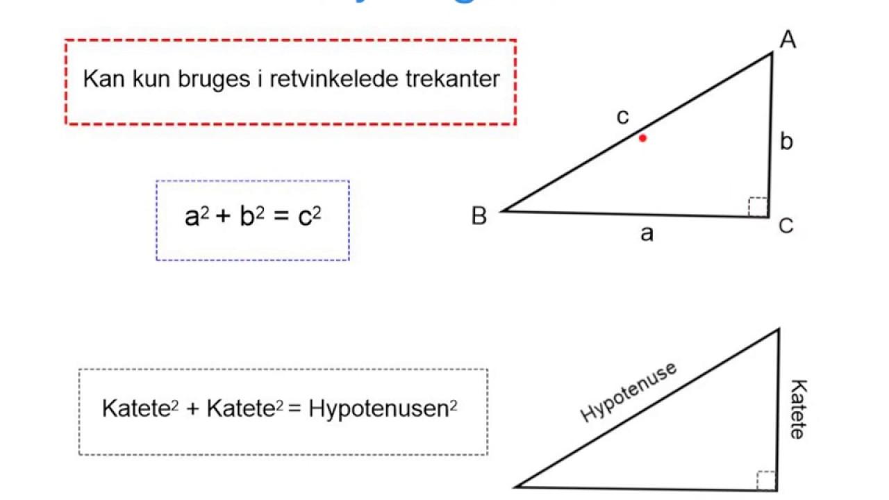 Intro til Pythagoras