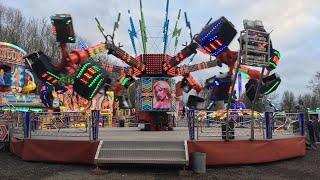 Valentines Fun Fair - The Bowl Milton Keynes 2019