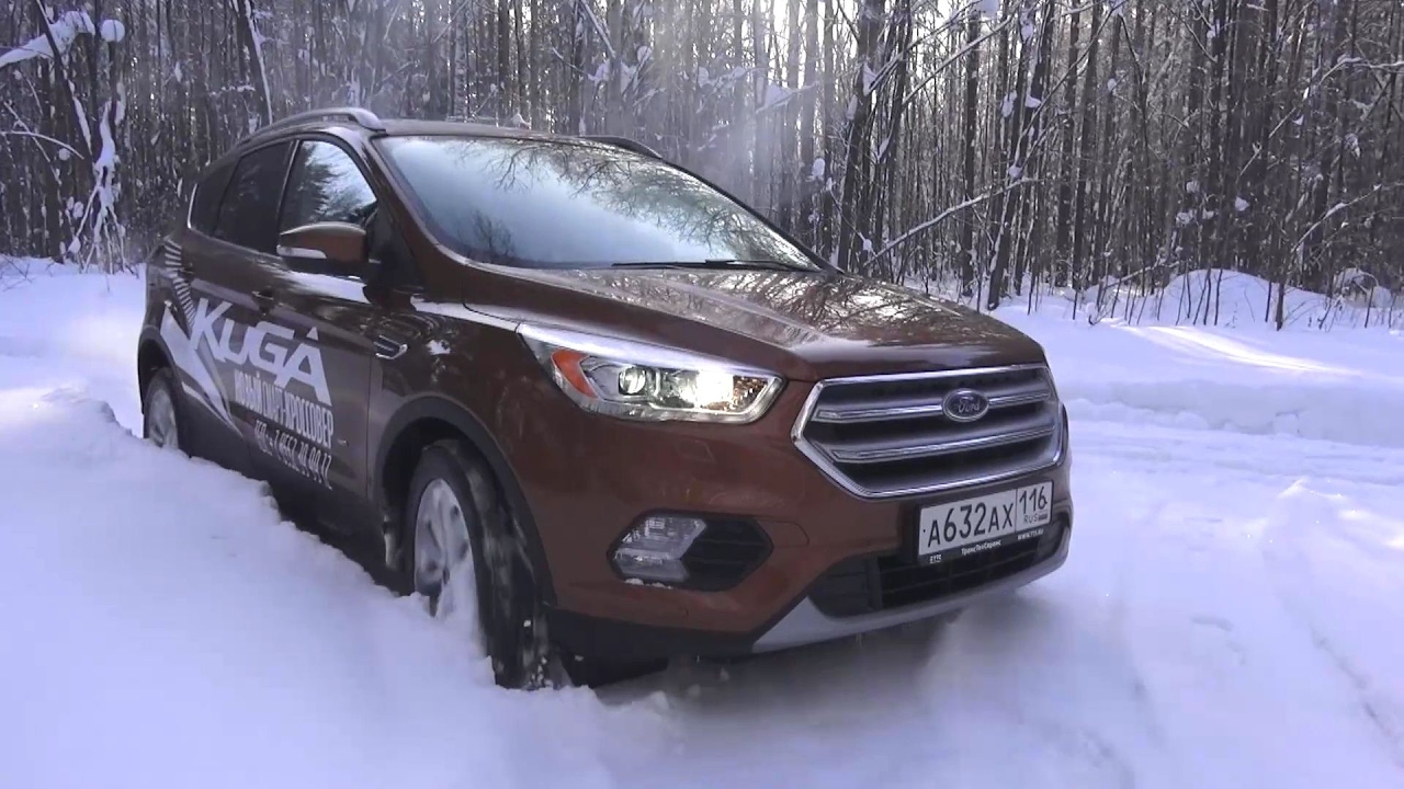 2017 ford kuga 1 5 ecoboost awd titanium plus test drive youtube. Black Bedroom Furniture Sets. Home Design Ideas