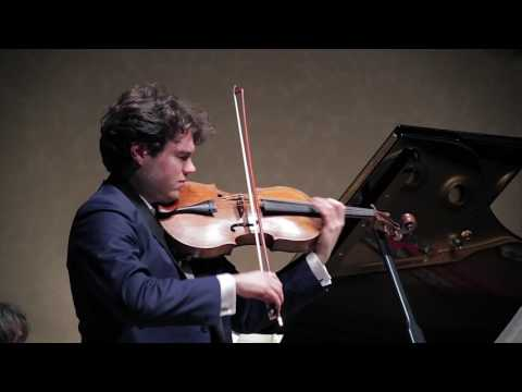 Brahms: Sonata in E flat, Op.120 No.2 (2. Allegro appassionato)