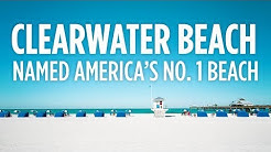 Clearwater Beach Named No. 1 Beach in America