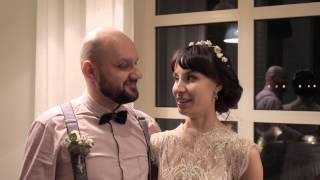 Отзыв со свадьбы Дмитрия и Александры