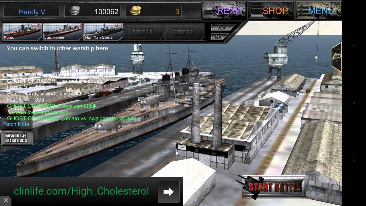 Kongo class NaVal Frontline - YouTube