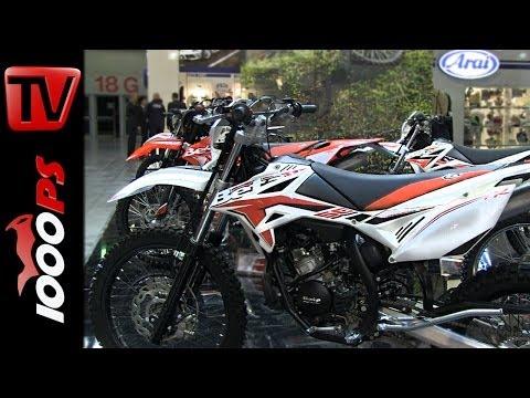 Enduro Racing 250/300 2T und 450/498 4T - BETA Neuheiten 2014