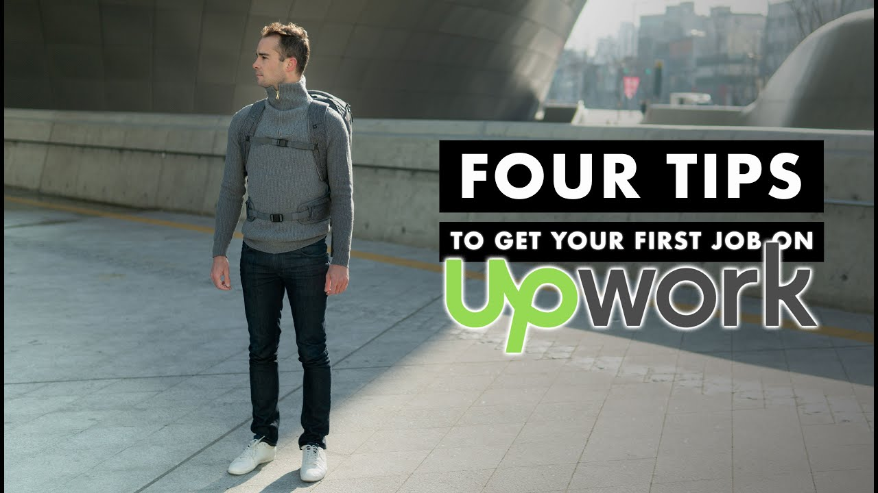 4 TIPS To Get Your First Job on UPWORK + PRODUCT PHOTOGRAPHY in Seoul,  South Korea