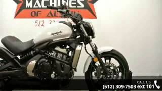2015 Kawasaki Vulcan S ABS  - Dream Machines Indian Motor...(, 2015-08-20T12:11:35.000Z)