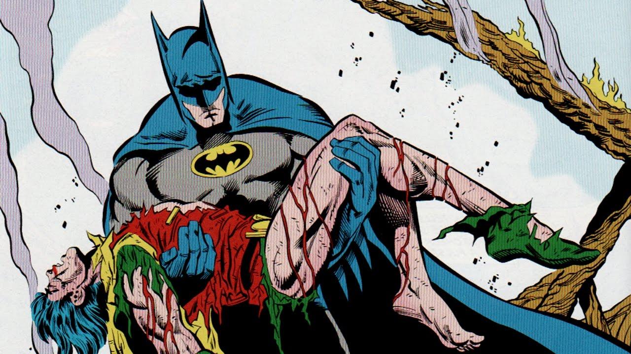 Resultado de imagem para batman A Death in the Family