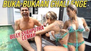 BUKA BUKAAN DI KOLAM RENANG!! BILLY GAK KUAAATTT !!!