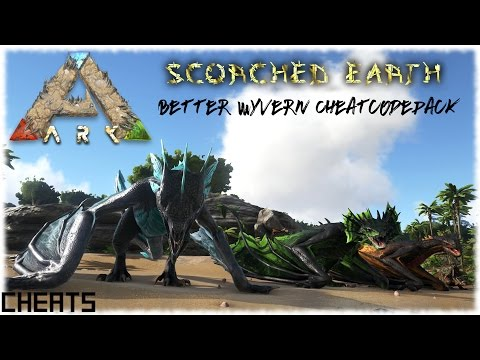 ARK: Survival Evolved - Better Wyvern Cheatcodepack [HD+/DE/Trailer/Cheats/English-Description]