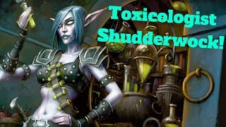 Toxicologist Shudderwock! Doomhammer OTK! [Hearthstone Game of the Day]