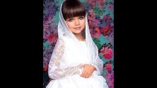 6-летняя россиянка покорила модельный мир .