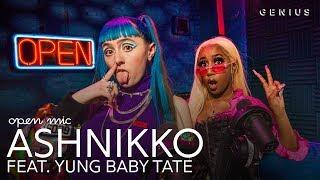 "Ashnikko & Yung Baby Tate ""STUPID"" (Live Performance) | Open Mic"