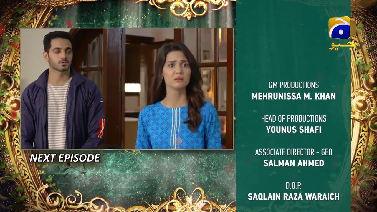 Ishq Jalebi - Episode 08 Teaser - 20th April 2021 - HAR PAL GEO