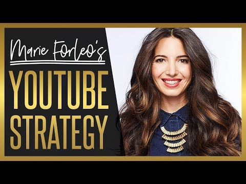 Marie Forleo YouTube Strategy (Use This For Your Business!)