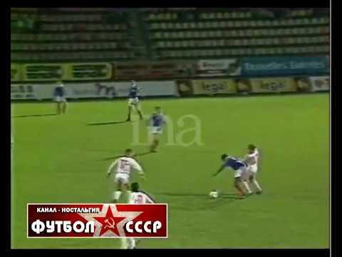 Футбол ссср франция 1986