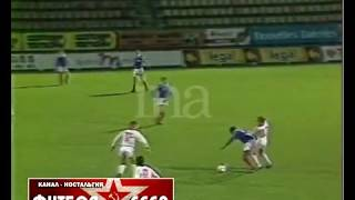 1986 France USSR 2 1 Qualifying match of the youth championship of Europe on football