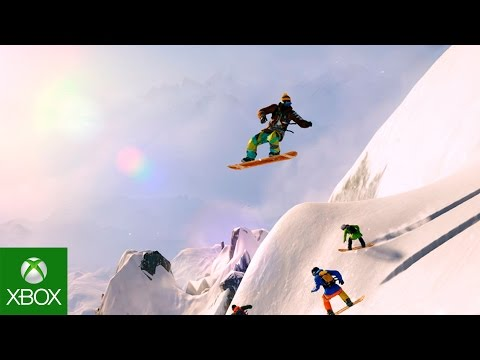 Steep Trailer: Freeride World Tour Tournament - March 2017 [US]