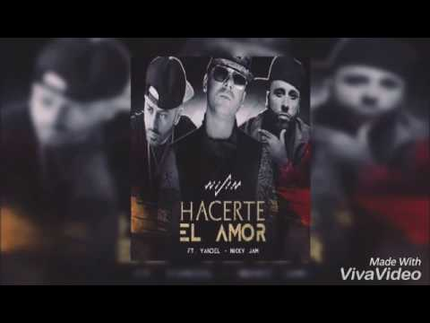 Hacerte El Amor - Wisin & Nicky Jam (Álbum Víctory)(Alan Walker) ft. Yandel