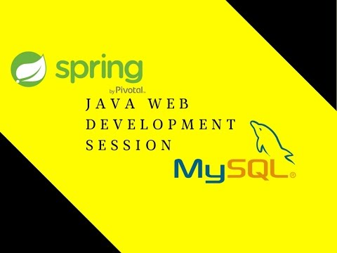 java-web-development-session-3-|-spring-hibernate-mysql-integration