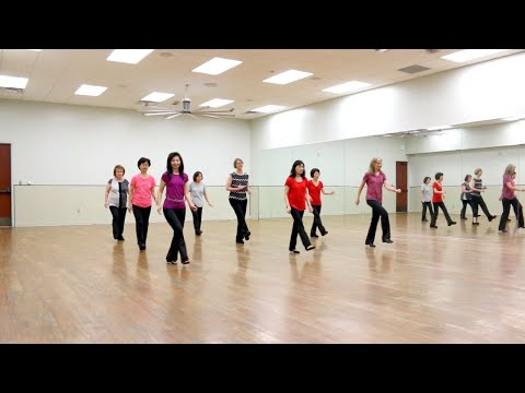 These Old Boots - Line Dance (Dance & Teach In English & 中文)