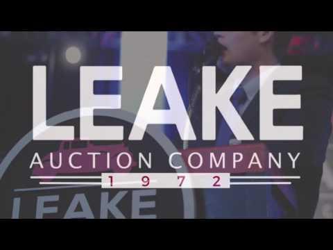 Leake Car Show Saturday Red