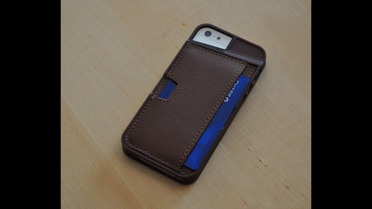 hot sale online 53486 4f3ea CM4 Q Card Case for iPhone 5