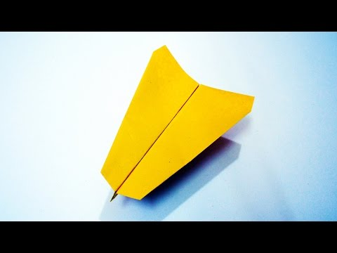 How to make a Paper Airplane - Best PAPER PLANES in the World - Paper Airplanes that FLY FAR