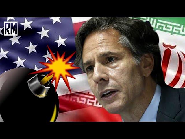 Blinken: Iran Months Away From Nukes