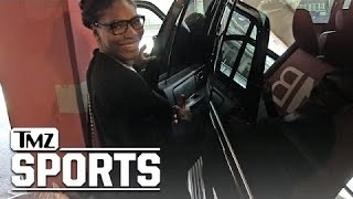Serena Williams -- I'm Not The Baddest Chick in Tennis History | TMZ Sports