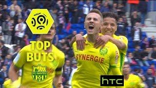 Top 3 Buts FC Nantes | saison 2016-17 | Ligue 1