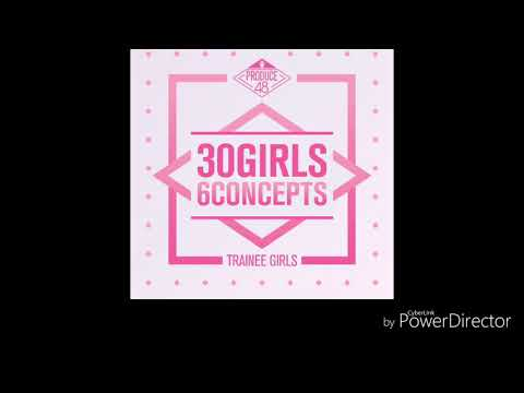 Produce 48 (30 Girls 6 Concepts) - See You Again (Audio)