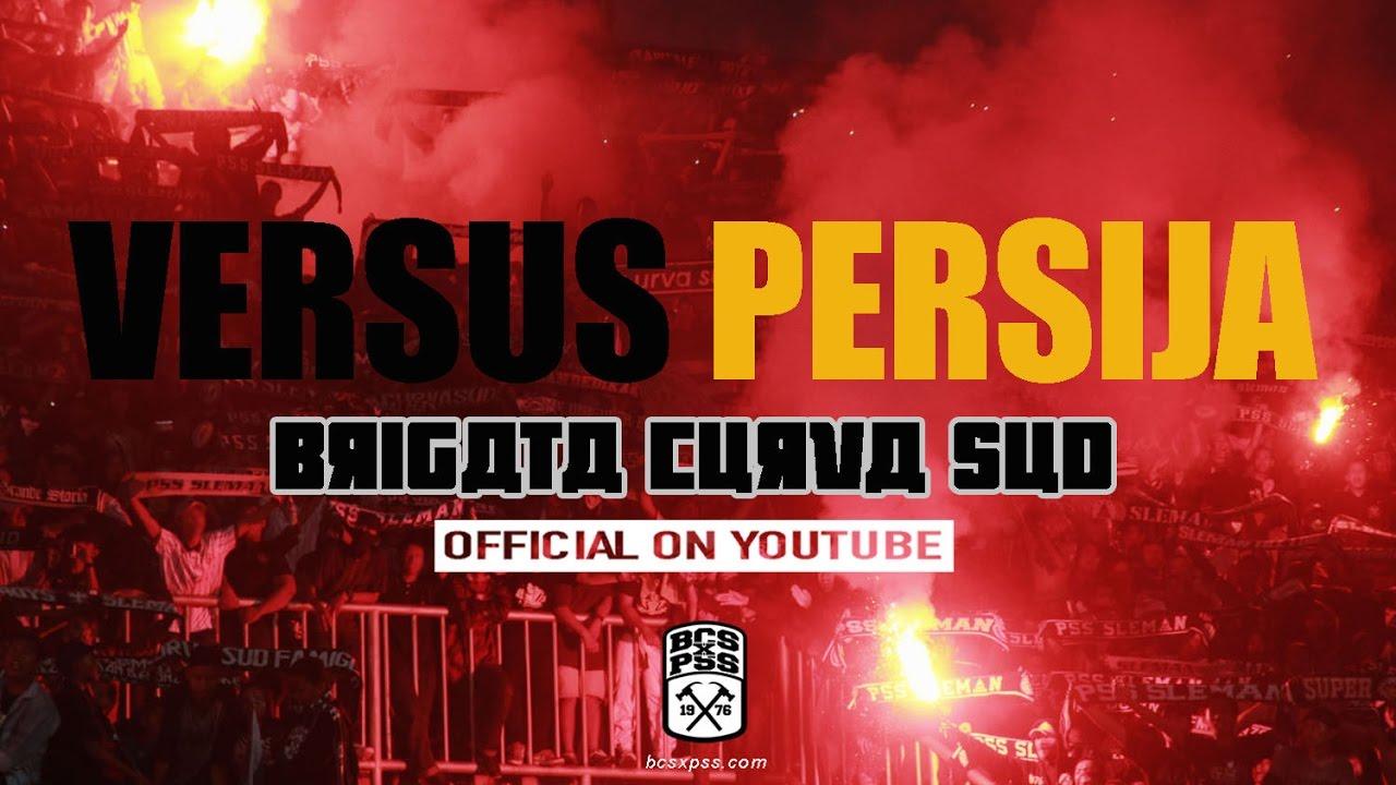 Pss Vs Persija Photo: Brigata Curva Sud: Match Ambience PSS Vs Persija