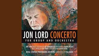 Concerto for Group and Orchestra: Movement Three. Vivace - Presto