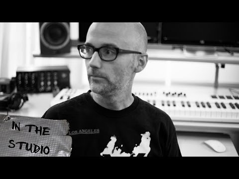 In The Studio with Moby - A Case For Shame